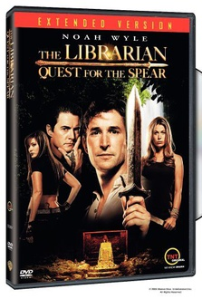 Movie The Librarian: Quest for the Spear