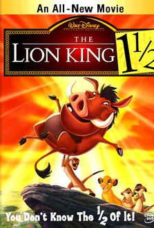 Movie The Lion King 1½
