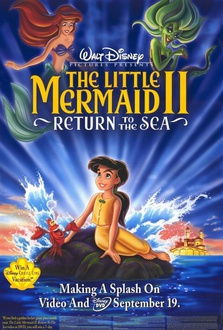 Movie The Little Mermaid II: Return to the Sea