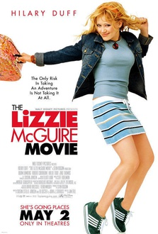 Movie The Lizzie McGuire Movie