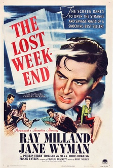 The Lost Weekend Quotes