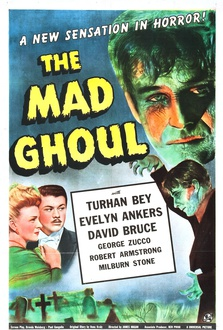 Movie The Mad Ghoul