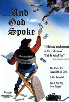 Movie The Making of '...And God Spoke'