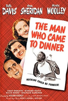 Movie The Man Who Came to Dinner