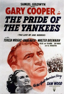 Movie The Pride of the Yankees