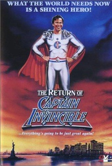 Movie The Return of Captain Invincible
