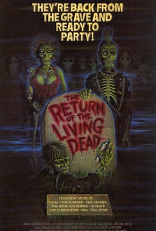 Movie The Return of the Living Dead