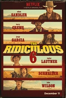 The Ridiculous 6 Quotes
