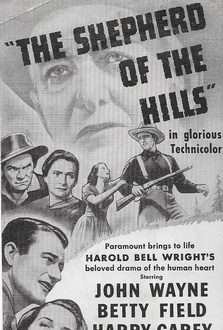 Movie The Shepherd of the Hills
