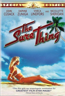 Movie The Sure Thing