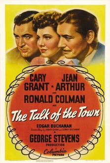 Movie The Talk of the Town