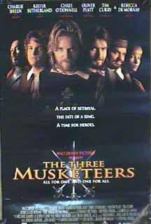 Movie The Three Musketeers