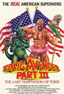 Movie The Toxic Avenger Part III: The Last Temptation of Toxie
