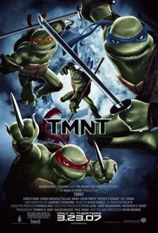 Cartoon TMNT