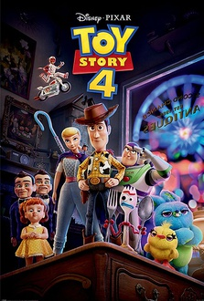 Movie Toy Story 4
