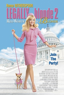 Movie Legally Blonde 2: Red, White & Blonde
