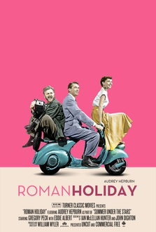 Movie Roman Holiday