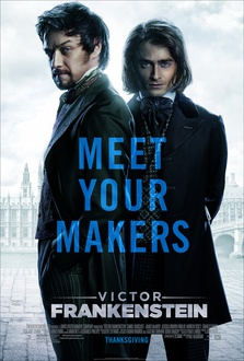 Movie Victor Frankenstein