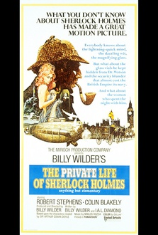 Movie The Private Life of Sherlock Holmes