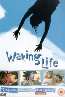 Cartoon Waking Life