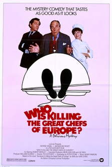 Movie Who Is Killing the Great Chefs of Europe?