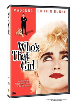 Movie Who's That Girl?