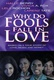 Why Do Fools Fall In Love Quotes