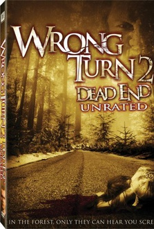 Movie Wrong Turn 2: Dead End
