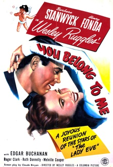 Movie You Belong to Me