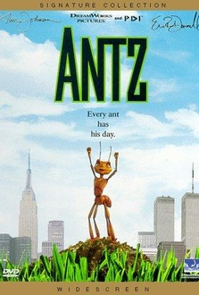 Cartoon Antz