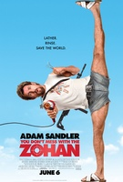 You Don't Mess With The Zohan Quotes