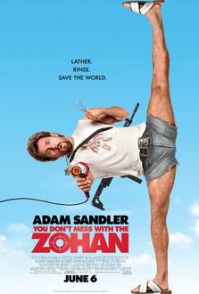 Movie You Don't Mess With The Zohan
